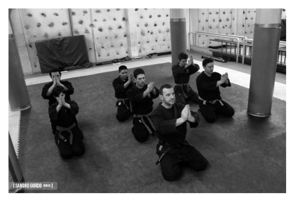 02. Budo Taijutsu - Sandro Gordo 2013